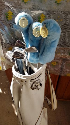 Free Golf clubs for Sale in Riverside, CA