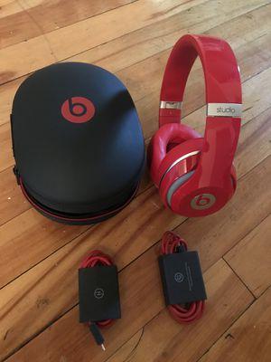 Beats studio2 wired headphones for Sale in Queens, NY
