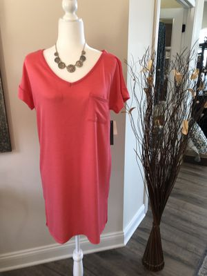 Silverwear Reddish-Pink dress PM -New with tags for Sale in MENTOR ON THE, OH