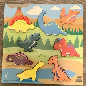 Dinosaur Puzzle for Sale in Tacoma, WA