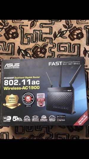 Two Asus Router for Sale in Schaumburg, IL