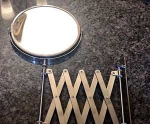 New! IKEA Frack dual sided extendable wall mirror. Perfect condition! for Sale in Tolleson, AZ