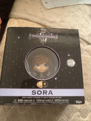 Disney Kingdom Hearts III: Sora Vinyl for Sale in San Jose, CA
