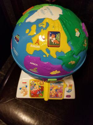 Fisher-Price Laugh & Learn Greetings Globe for Sale in Miramar, FL