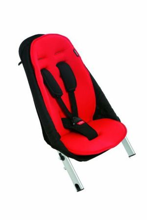 Phil&Teds Second Seat Black and Red, NEW for Sale in Fresno, CA