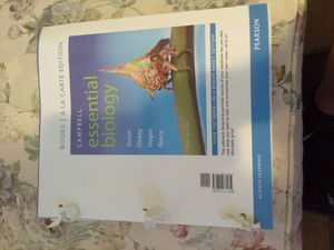 Essential biology 6th edition by Campbell for Sale in Miramar, FL