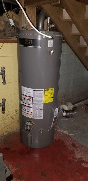 Rudd 50 Gal Gas Water Heater for Sale in Seattle, WA
