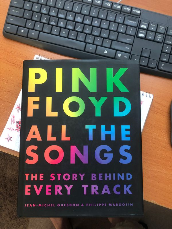 Pink Floyd: All The Songs (Book)