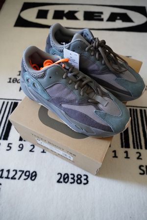 Adidas Yeezy 700 teal blue for Sale in Rancho Cucamonga, CA