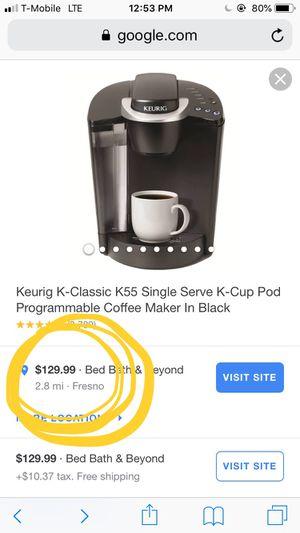 Keurig K Classic for Sale in Clovis, CA