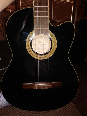 Electric classical guitar for Sale in Ontario, CA