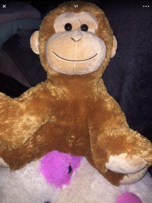 Large plush stuffed bear $8.00 for Sale in Peoria, AZ