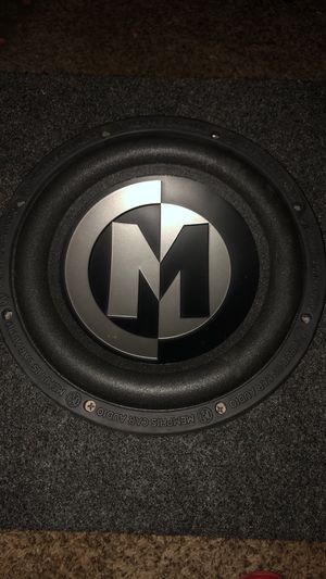 10 inch shallow mount sub for Sale in Lorain, OH