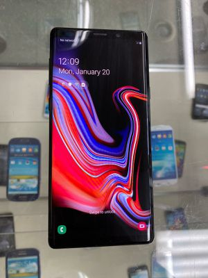 Samsung galaxy note 9 128gb gigs for Sale in Las Vegas, NV