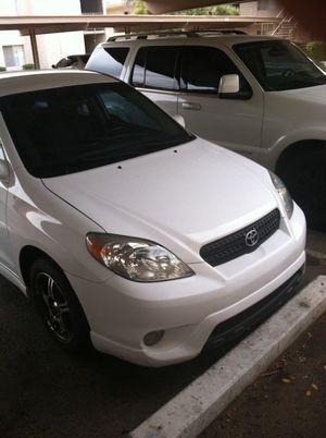 Toyota matrix XR ..clear title, 178 miles for Sale in Scottsdale, AZ