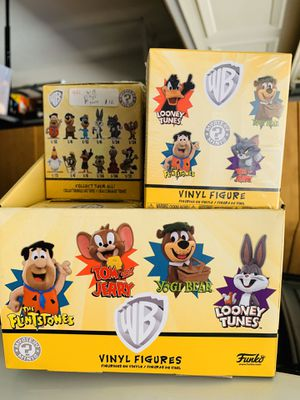WB vinyl figures toy for Sale in Phoenix, AZ