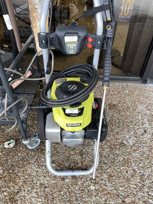 Ryobi pressure washer for Sale in Orlando, FL