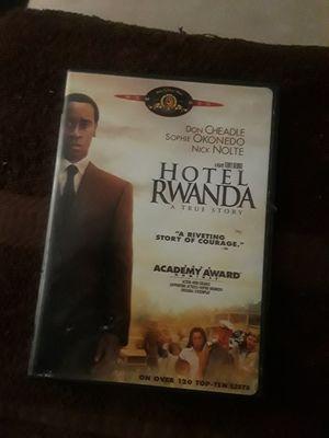 Hotel Rwanda DVD for Sale in IL, US
