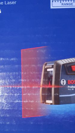 BOSCH 100ft Plumb & Square Lazer Level for Sale in Vancouver,  WA