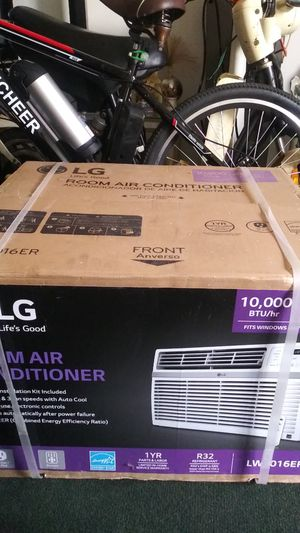 Lg 10,000 btu room air conditioner for Sale in Miami, FL