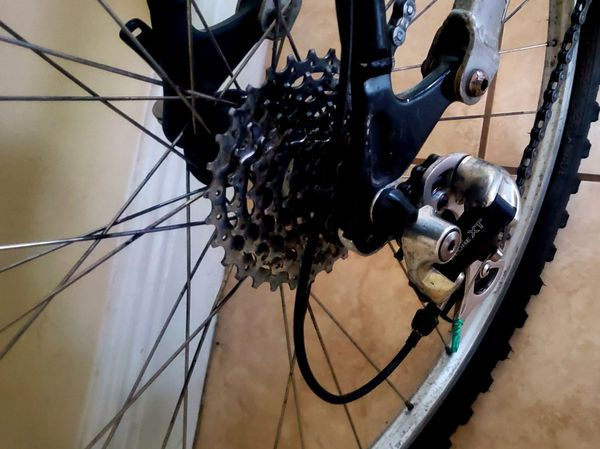 specialized fsr dual suspension in great condition mountain bike, bicycle bike
