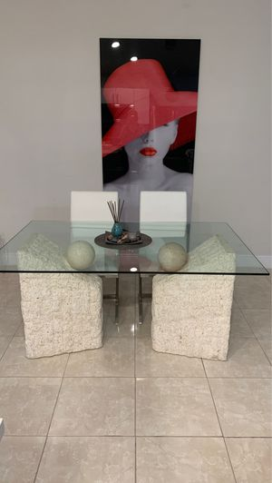 Console, coffee and dinner tables for Sale in Miami, FL