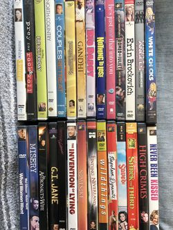 Misc. DVDs $5 Each for Sale in Sacramento,  CA