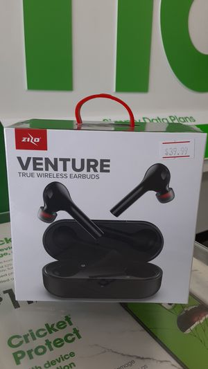 Venture wireless earbuds for Sale in San Angelo, TX