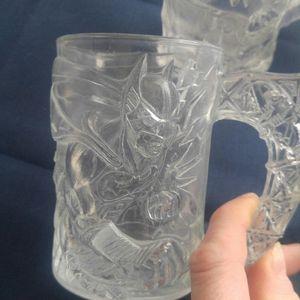 Collectible McDonald's Batman mug set for Sale in Fresno, CA