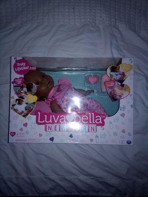 Luva Bella new born baby doll new for Sale in Phoenix, AZ