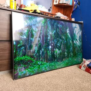 Samsung Qled 60 55 Inch for Sale in Laurel, MD