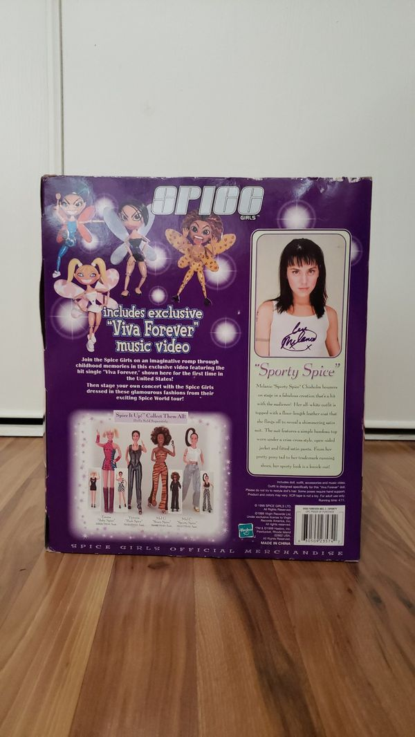 RARE 1999 Spice Girl Dolls (2 Sets)