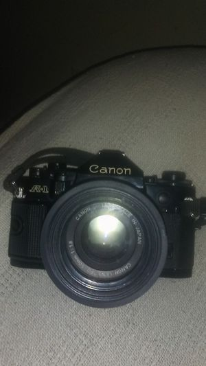 1970's Original CANON A1 PROFESSIONAL CAMERA ORINGINAL EVERYTHING for Sale in Nashville, TN