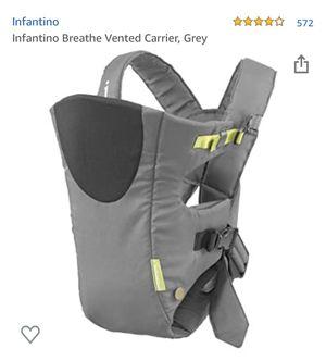 Infantino breathe Flip 4-in-1 baby carrier for Sale in Houston, TX