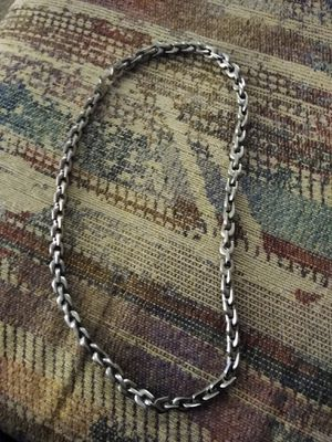 Stain less steel and white gold chain for Sale in Arvada, CO
