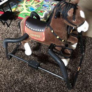 Rockin Rider Bouncy Horse for Sale in Manassas, VA
