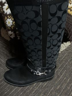 Rain Boots Coach for Sale in Los Angeles,  CA