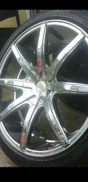 "22"" Cavallo Rims for Sale in Holiday, FL"
