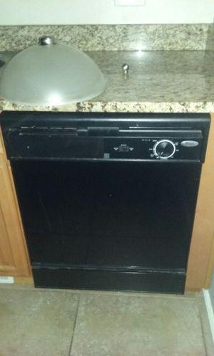 Like new complete kitchen for sale ALL BLACK APPLIANCES for Sale in Salt Lake City, UT