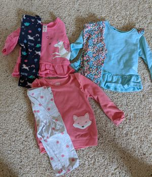 18 month size baby clothes for Sale in Olympia, WA