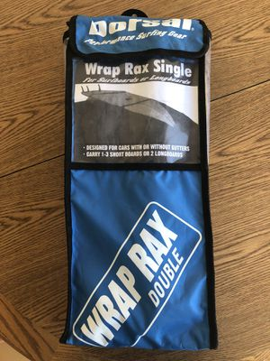 Blocksurf Wrap Rax Single Surfboard / Paddle Board Rack for Sale in Tempe, AZ