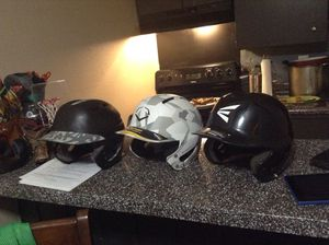 Baseball / Softball batting helmets for Sale in Dallas, TX