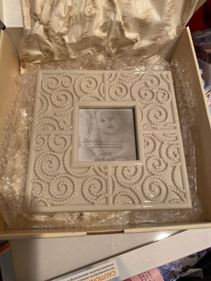 Lenox photo frame for Sale in Cheshire, CT