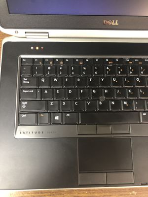 Dell Laptop Windows10 with Charger Fresh New Hard drive for Sale in Arlington, TX