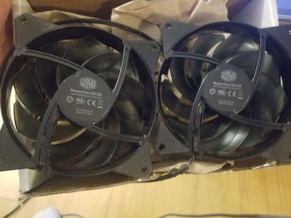 Cooler Master Computer Fans 120mm