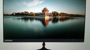 Lenovo 21.5 inch full HD Led lit 16:9 IPS widescreen tilt stand monitor for Sale in Scottsdale, AZ