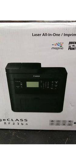 Canon imageCLASS MF236n Monochrome Multifunction Laser Printer Copy; Fax; Print for Sale in Kent,  WA