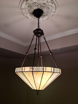 Chandelier. Perfect condition. Like new. for Sale in Arlington, VA