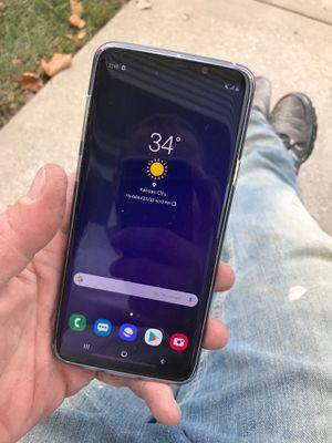 Samsung galaxy s9+ unlocked for Sale in Kansas City, MO