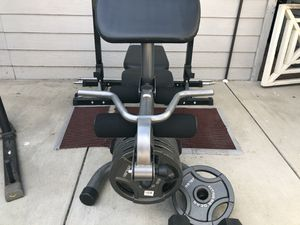 Work out station with weights and boxing for $750!! for Sale in Santa Ana, CA